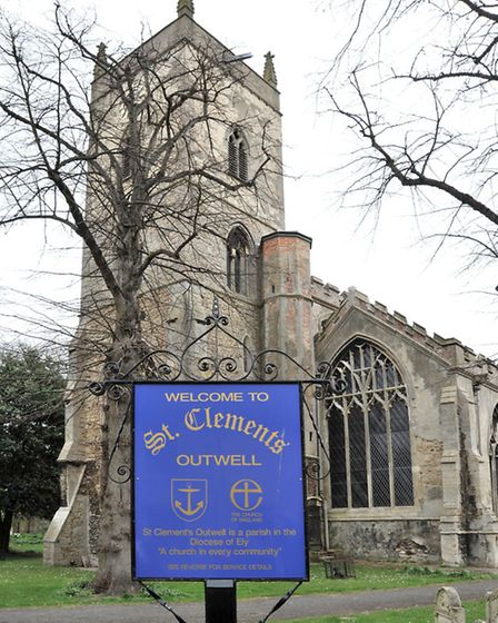 St Clement's Church, Outwell.