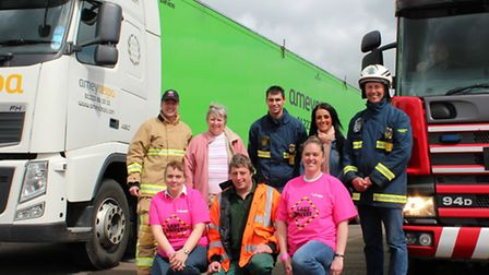 MORE than £20,000 has been raised for The Fire Fighters Charity after 200 women took to the wheel of