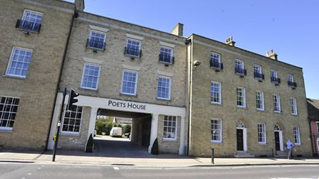 Opening of the new Poets House Hotel, Ely
