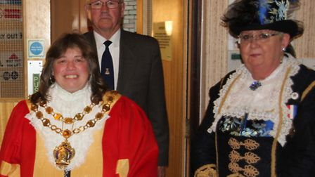 The annual mayor making celebrations at Ely. Photos: Mike Rouse