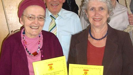 Fordham bell ringers' 200 years of service