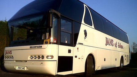 One of Jan's Coaches
