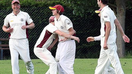 March cricket vs St Ives