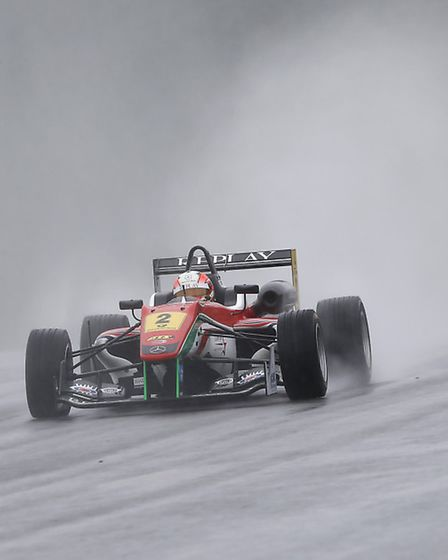 The Dunmow racer struggled for grip in qualifying at the Red Bull Ring.