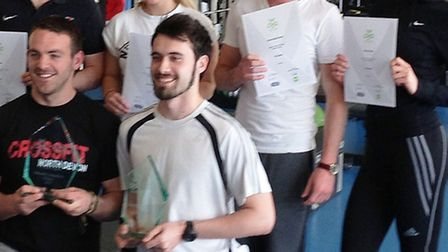 College of West Anglia PR Sports Student Phill Lant reaches 2013 Pestigious finals of fitness instru