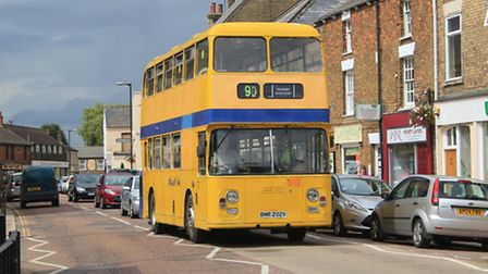 A 1980 Leyalnd Fleetline with Eastern Coachworks bodywork is expected to be at the show.
