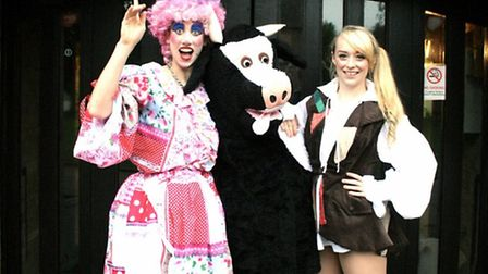 Ely Maltings will host the professional pantomime