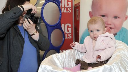 This year's Baby of the Year competition takes place from June 4-8.