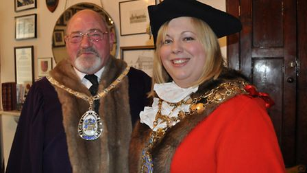 Mayor Making ceremony at Wisbech