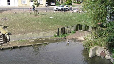 How the enclosed slipway at Ely could look