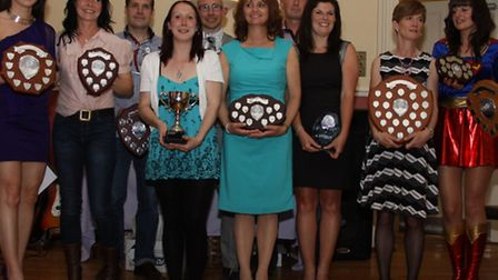 Some of the winners