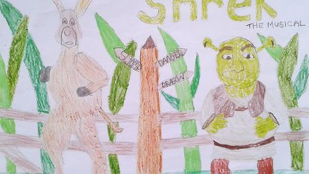 Posters designed by Burwell Village College Primary School pupils for an art competition