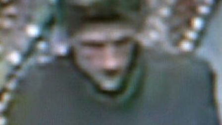 Police want to trace this man in connection with shoplifting incident at Cottenham