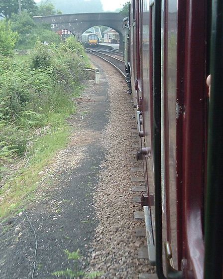 March & District Model Railway Club members explored the North Norfolk Railway.