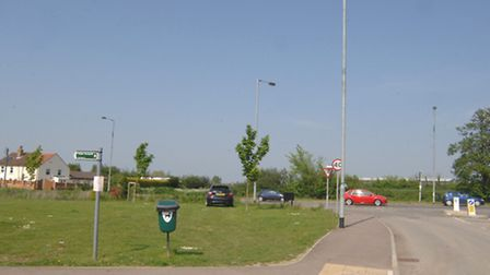Soham Superstore Site, at the junction of The Shade and Kingfisher Drive.