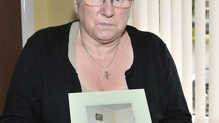 Mrs Brown made an emotional plea for her husband's return.