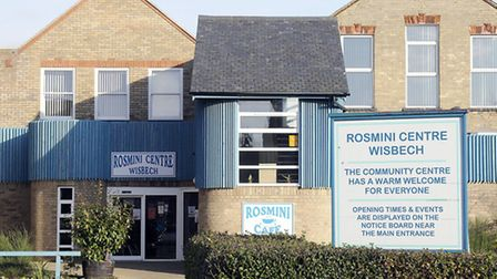 The Rosmini Centre in Wisbech. Picture Matthew Usher.