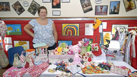 Summer craft fair at Ely Cathedral Centre