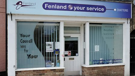 Fenland one stop shop, Chatteris.