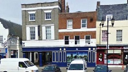 Costa Coffee outlet proposed for 40/41 Market Place, Wisbech