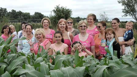 March, Doddington & Chatteris slimming world groups joined up at Skylarks on Saturday morning to do