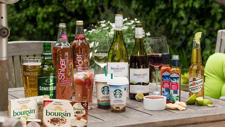 Three readers will win a Gastro Alfresco GoodiBox packed with delicious food and drink.