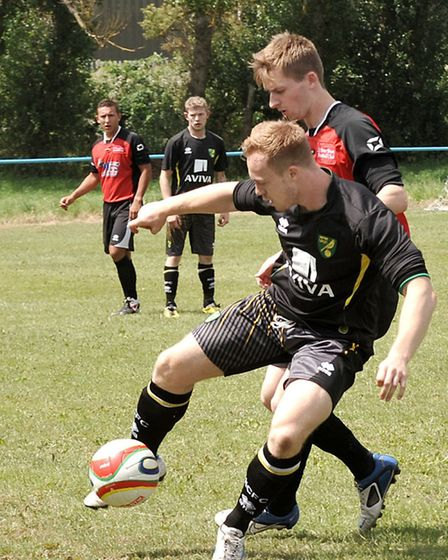 Chatteris town fc v St Ives town fc. Picture: Steve Williams.