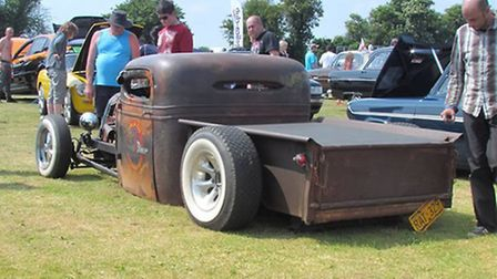 Parson Drove Custom and Classic Vehicle Show 2013