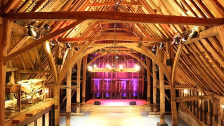 High Barn is now up for sale