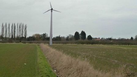 How the wind turbine would look