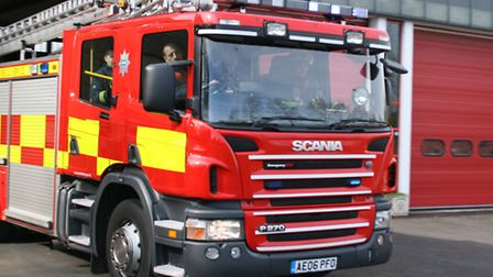 Cambridgeshire Fire and Rescue Service was called to attend