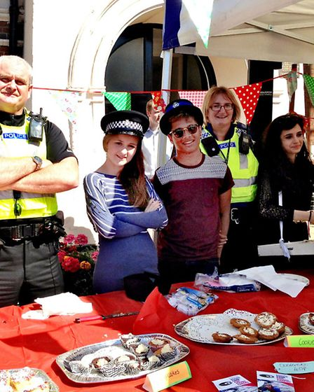 THIRTEEN teenagers from March and surrounding areas have devised community-spirited events as part o