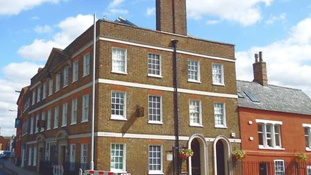 """Octavia Hill Birthplace House: Wisbech Society argued the new lighting column would ruin """"the street"""