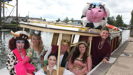 Jack and the Beanstalk is coming to The Maltings, in Ely