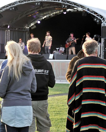 Manorfest, Whittlesey. Jessie's Ghost. Picture: Steve Williams.