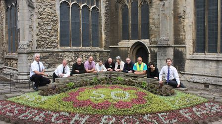 Anglia in Bloom: Celebrating the extraordinary and winning displays at St Peter and St Paul Church