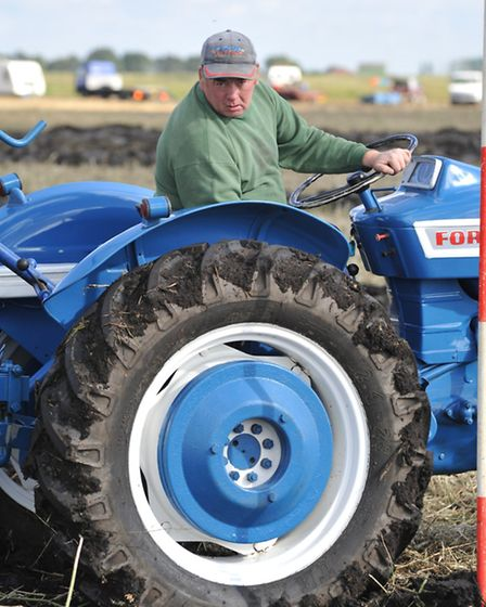 Vintage tractors and heavy horses will give ploughing demonstrations.