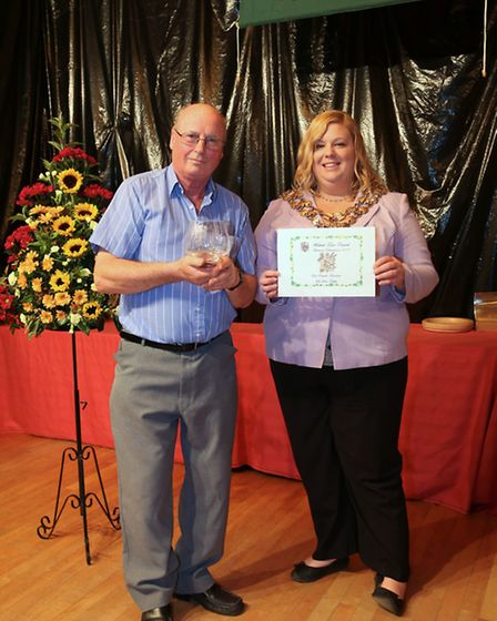 Wisbech gardeners celebrate success at their annual awards night
