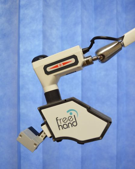 A surgical first at Papworth Hospital using a robotic device could further improve the way in which