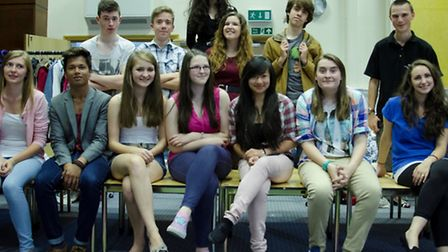 Young Fenland volunteers organised the show.