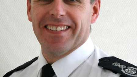 Chief Fire Officer Graham Stagg.