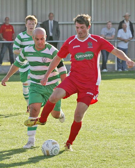 Wisbech football vs Newport Pagnell Town