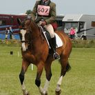 Action from British Eventing in Little Downham in 2011