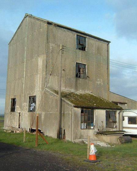 How the Old Feed Mill looked in 2005