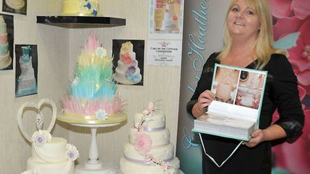 Savvy Cinderellas, March opening up a wedding warehouse at Foundray way. Sue Lovell.