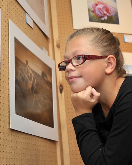 Fenland Camera Club held their annual photography exhibition at the Falcon Hotel, Whittlesey. Demi R