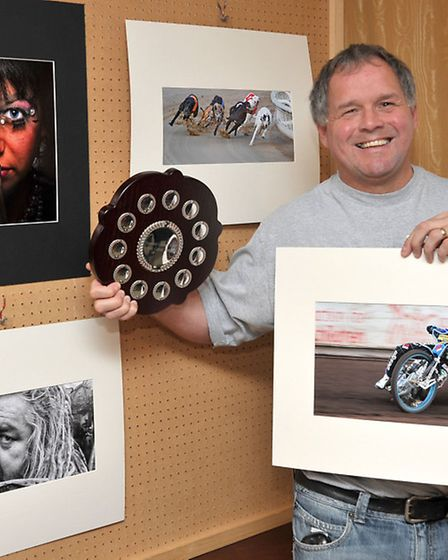 Fenland Camera Club held their annual photography exhibition at the Falcon Hotel, Whittlesey. Andy G