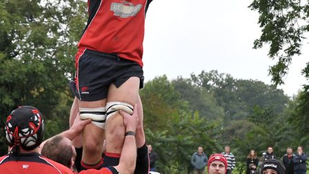 Wisbech rugby vs Datchworth. Picture: Steve Williams.