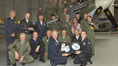 40 years of celebrations at IWM Duxford