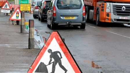 Weasenham Lane in Wisbech will be closed from the 26th April for two weeks.